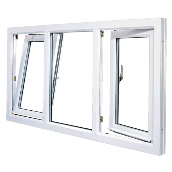 Fenster dreiflügelig