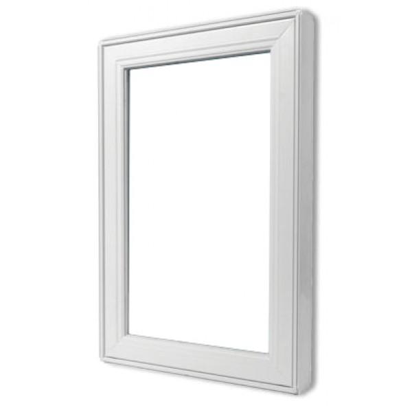 Fenster einflügelig festverglast